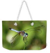 Garden Dragonfly Weekender Tote Bag