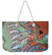 Garden Dream Tile Weekender Tote Bag