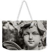 Garden Fairy - Sepia Weekender Tote Bag