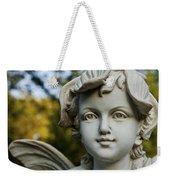 Garden Fairy Weekender Tote Bag