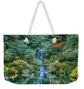 Garden Falls Weekender Tote Bag