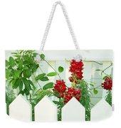 Garden Fence - Key West Weekender Tote Bag
