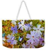 Flower Photography- Floral Art- Digital-floral Fireworks Weekender Tote Bag