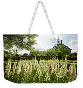 Garden Flowers At The Governor's Palace Weekender Tote Bag