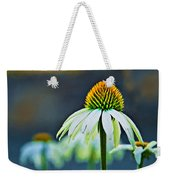 Bristle Flower Weekender Tote Bag