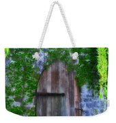 Garden Gate At The Highlands Weekender Tote Bag