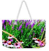 Garden Glory Weekender Tote Bag