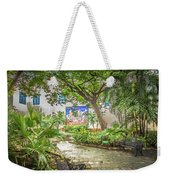 Garden In The Square Weekender Tote Bag