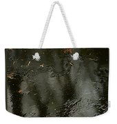 Garden In Winter. Weekender Tote Bag