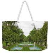 Italian Fountains Of The Garden Weekender Tote Bag