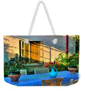 Garden Light Weekender Tote Bag