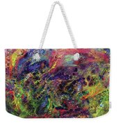 Garden Of Colorful Delight Weekender Tote Bag