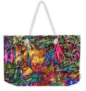 Garden Of Forgiveness Weekender Tote Bag