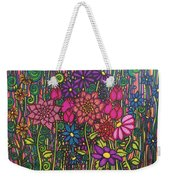 Garden Of Happiness  Weekender Tote Bag