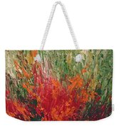Garden Of Memories 3 Weekender Tote Bag