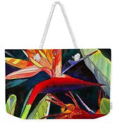 Garden Of Paradise Weekender Tote Bag