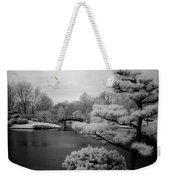 Garden Of Pure Clear Harmony Weekender Tote Bag