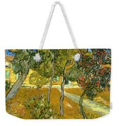 Garden Of Saint Paul's Hospital Weekender Tote Bag