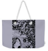 Garden Of Temptation Weekender Tote Bag