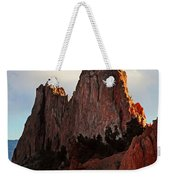 Garden Of The Gods Weekender Tote Bag