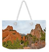 Garden Of The Gods Study 6 Weekender Tote Bag
