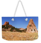 Garden Of The Gods View Weekender Tote Bag