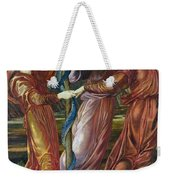 Garden Of The Hesperides Weekender Tote Bag