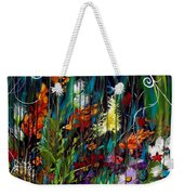 Garden Of Wishes Weekender Tote Bag