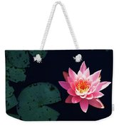 Garden Party For One Weekender Tote Bag