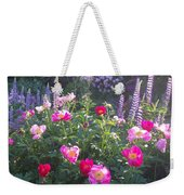 Garden Party Weekender Tote Bag