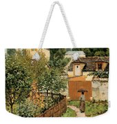Garden Path In Louveciennes Weekender Tote Bag