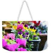 Garden Plants Weekender Tote Bag