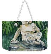Garden Satyr Weekender Tote Bag