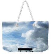 Garden Seat Weekender Tote Bag