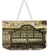 Garden Seating Weekender Tote Bag