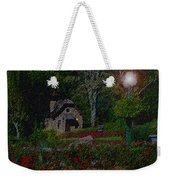 Garden Sleeping Weekender Tote Bag
