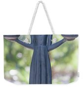 Garden Statue Dreams Weekender Tote Bag