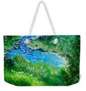 Garden Stream Weekender Tote Bag
