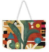Garden Surprise Weekender Tote Bag