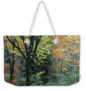 Garden Trees Weekender Tote Bag
