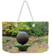 Garden Water Feature Weekender Tote Bag