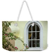 Garden Window Weekender Tote Bag by Todd Blanchard