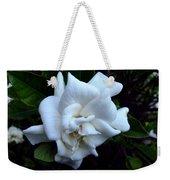 Gardenia 3 Weekender Tote Bag