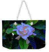 Gardenia Heart Warmth Weekender Tote Bag
