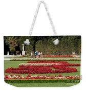 Gardens Of The Schloss  Schonbrunn  Vienna Austria Weekender Tote Bag