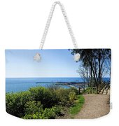 Gardens Overview - Lyme Regis Weekender Tote Bag