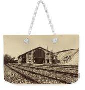 Gare De Longueau Weekender Tote Bag