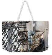 Gargoyle  Weekender Tote Bag