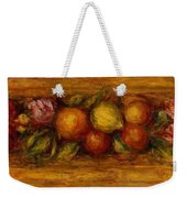 Garland Of Fruit And Flowers 1915 Weekender Tote Bag