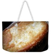 Garlic Bread Weekender Tote Bag